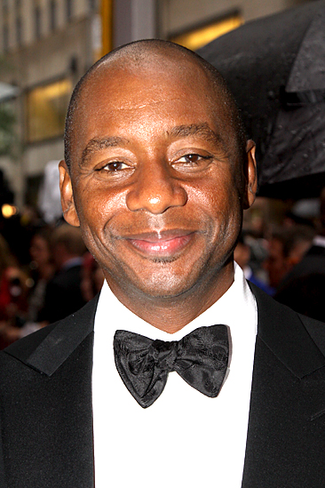 2010 Tony Awards Red Carpet – Branford Marsalis