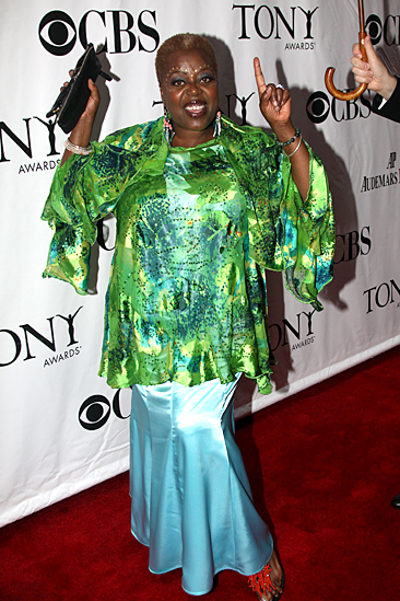 2010 Tony Awards Red Carpet – Lillias White
