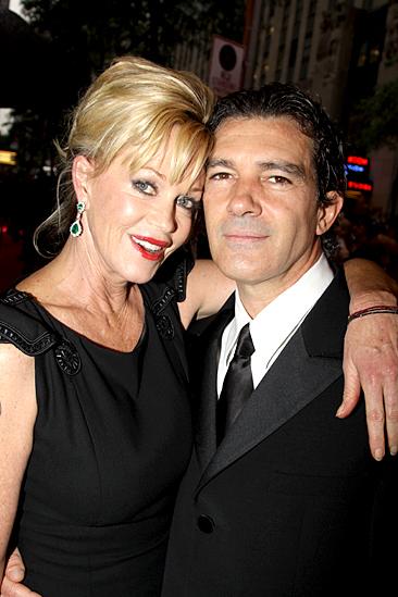2010 Tony Awards Red Carpet – Melanie Griffith – Antonio Banderas
