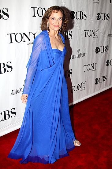 2010 Tony Awards Red Carpet – Valerie Harper
