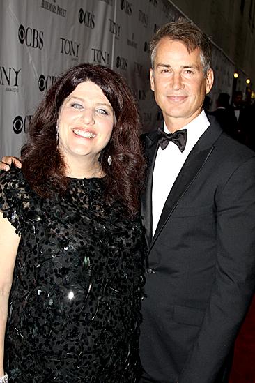 2010 Tony Awards Red Carpet – Sheryl Kaller – Geoffrey Nauffts