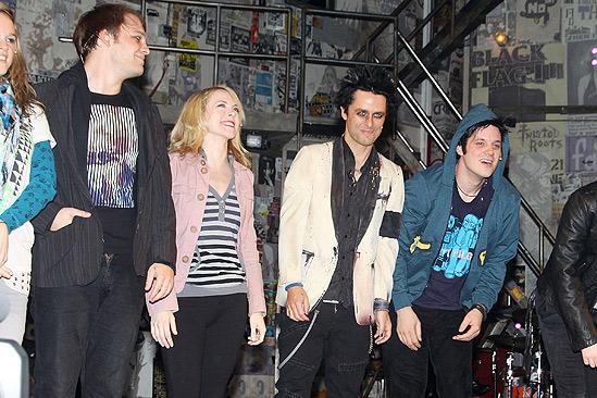 Billie Joe Idiot – Billie Joe Armstrong – Theo Stockman – Mary Faber – Billie Joe Armstrong – Michael Esper – John Gallagher Jr.