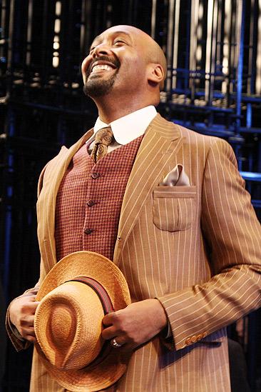 Merchant of Venice Opening night – Jesse L. Martin