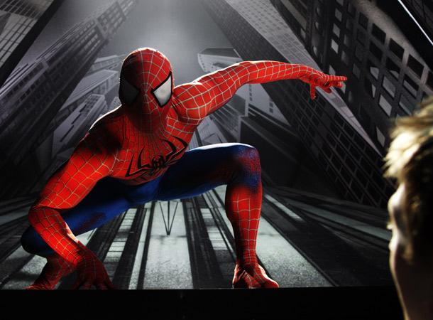 Show Photos - Spider-Man: Turn Off the Dark - Reeve Carney