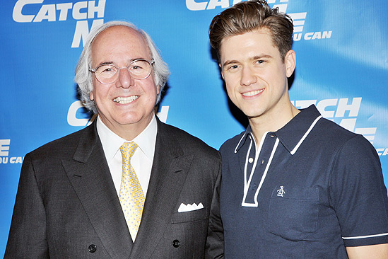 Catch me preview – Frank Abagnle – Aaron Tveit