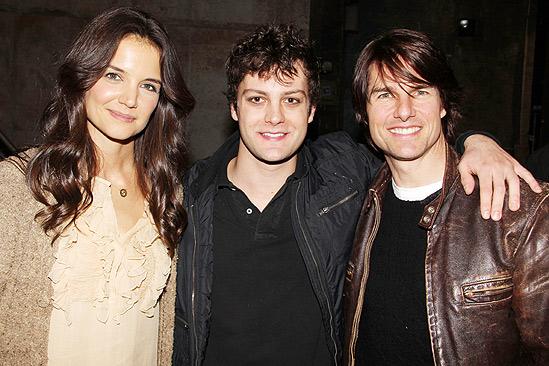 Tom Cruise at American Idiot –Katie Holmes – Van Hughes – Tom Cruise