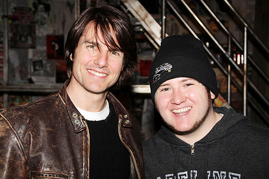 Tom Cruise at American Idiot – Tom Cruise – Brian Charles Johnson