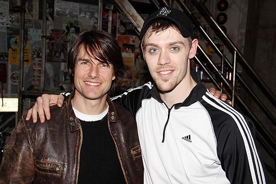 Tom Cruise at American Idiot – Tom Cruise – Jason Kappus