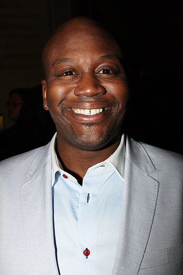 Sister Act Opening Night –  Titus Burgess