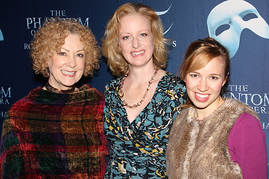Phantom 25th Anniversary Screening – Marilyn Caskey – Cristin J Hubbard – Jessica Bishop