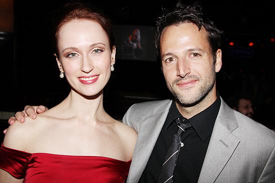 Venus in Fur Broadway Opening Night – Victoria Mack – Mark Alhadeff