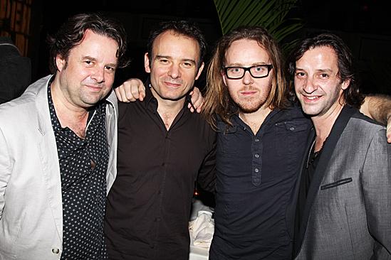 Jesus Christ Superstar opening night – James Dreyfus – Matthew Warchus – Tim Minchin – Rob Howell