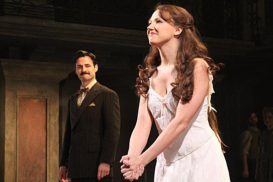 Evita – Opening – Max von Essen – Rachel Potter