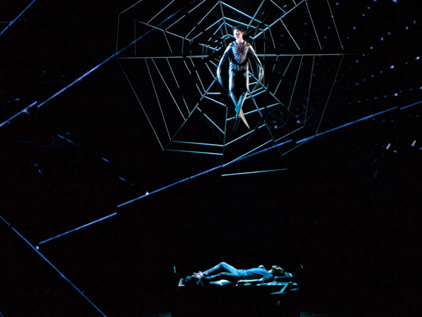 Show Photos - Spider-Man: Turn Off the Dark - Katrina Lenk