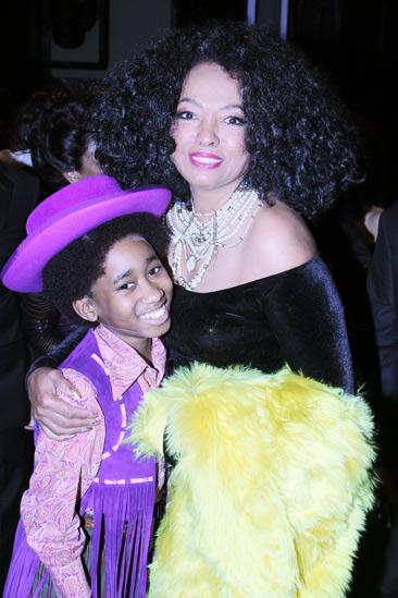 'Motown' Opening Night — Raymond Luke Jr. — Diana Ross