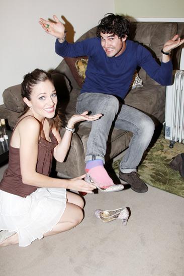 Darren Criss at Cinderella – Darren Criss – Laura Osnes