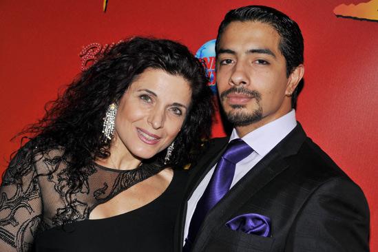 Forever Tango – Opening Night – Marcela Duran – Gaspar Godoy
