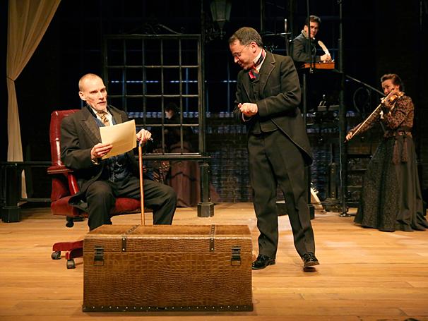 Broadway.com   Photo 8 of 8   A Christmas Carol: Show Photos