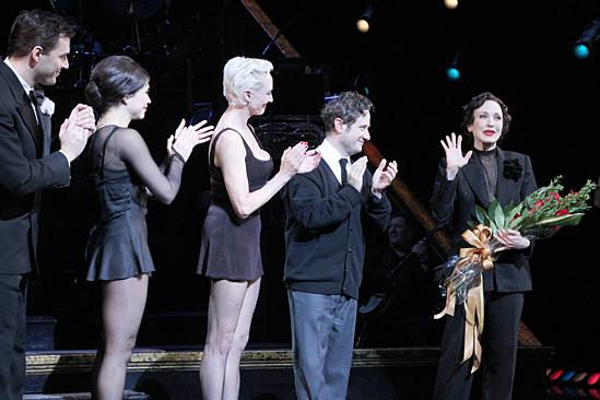 Chicago - Bianca Marroquin - Amra-Faye Wright - Christopher Fitzgerald - Bebe Neuwirth