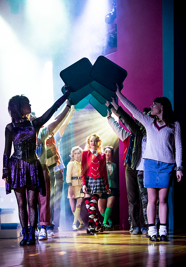 Heathers: The Musical - Show Photos - PS - 3/14 - Jessica Keenan Wynn