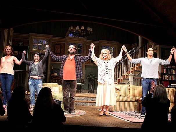 The Country House - Opening - 10/14 - Kate Jennings Grant - Sarah Steele - Eric Lange - Blythe Danner - Daniel Sunjata