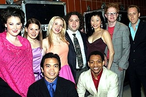 Drama Desk Awards 2005 - Spelling Bee cast
