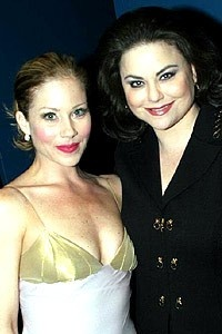 Drama Desk Awards 2005 - Christina Applegate - Delta Burke