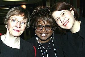 Drama Desk Awards 2005 - Barbara Carroll - Irene Gandy - Glenna Freedman