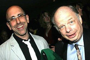 Drama Desk Awards 2005 - Scott Elliott - Wallace Shawn