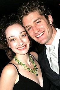 Drama Desk Awards 2005 - Megan McGinnis - Matthew Morrison