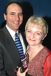 Drama Desk Awards 2005 - Jordan Lage - wife