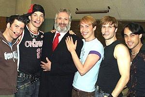 Drama Desk Awards 2005 - Harvey Fierstein - Altar Boyz