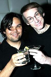 Avenue Q Anniversary/Las Vegas Party - Robert Lopez - Rick Lyon