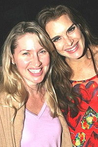 Brooke Shields Chicago Farewell Party - Luba Mason - Brooke Shields