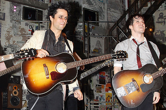 Billie Joe Idiot – Billie Joe Armstrong – John Gallagher Jr