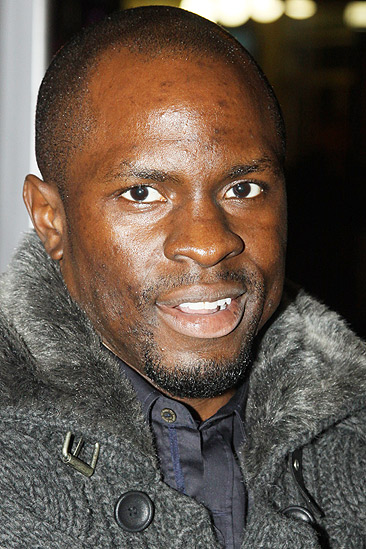 Merchant of Venice Opening night – Gbenga Akinnagbe