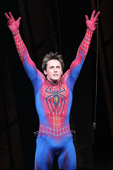 Spider-Man opening – Reeve Carney