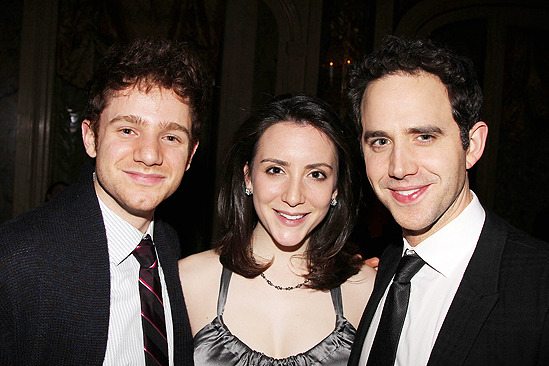 On a Clear Day – Opening – Chris Perfetti – Jessica Hershberg – Santino Fontana