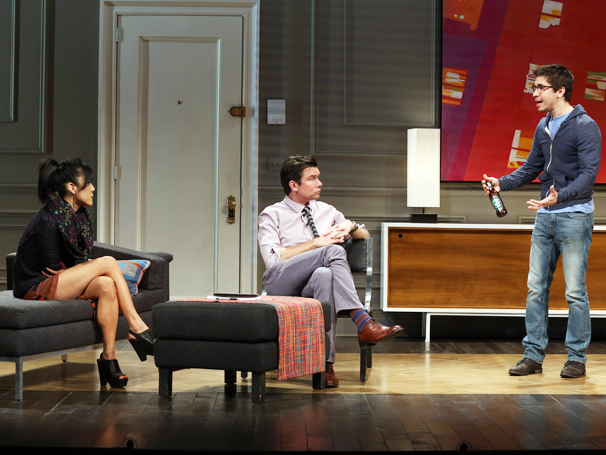Show Photos - Seminar - Hettienne Park - Jerry O'Connell - Justin Long