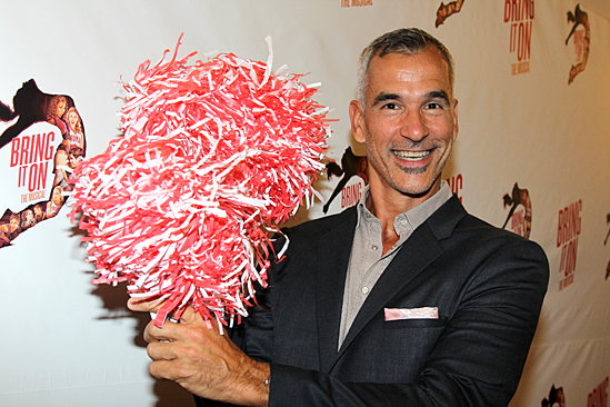 Bring It On Opening Night – Jerry Mitchell