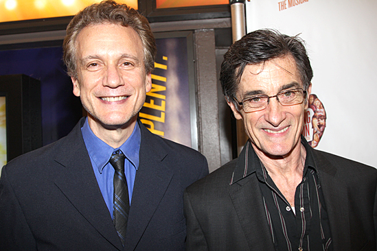 Bring It On Opening Night – Roger Rees – Rick Elice