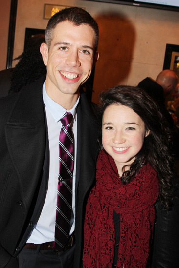 The Performers – opening night – Stephen Karam – Sarah Steele