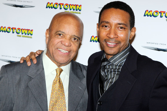 'Motown' Meet and Greet — Berry Gordy — Charles Randolph-Wright