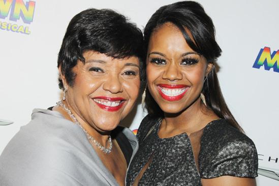 'Motown' Opening Night — Rebecca E. Covington