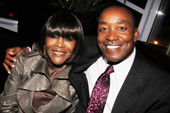 The Trip to Bountiful – Opening Night – Cicely Tyson – Isiah Thomas
