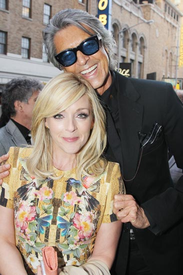 Pippin – Opening Night – Jane Krakowski – Tommy Tune