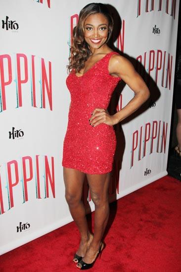 Pippin – Opening Night – Patina Miller
