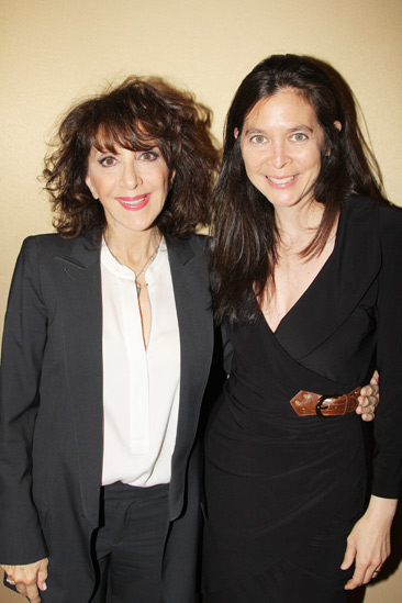 2013 Tony Nominee Brunch — Andrea Martin — Diane Paulus