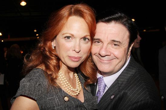 2013 Tony Nominee Brunch — Carolee Carmello — Nathan Lane
