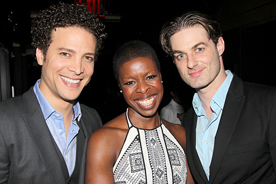 Romeo and Juliet – Opening Night – Justin Guarini – Roslyn Ruff – Spencer Plachy